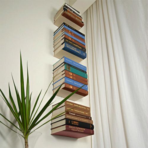 Estante invisivel de livro (3)