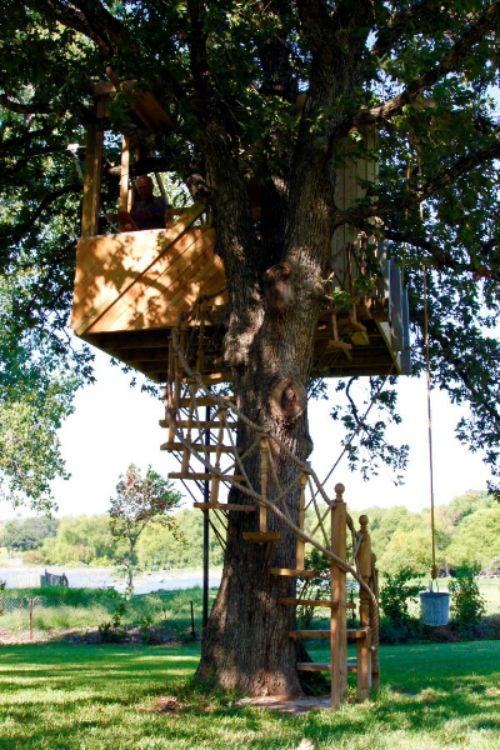 Casa na árvore (8)