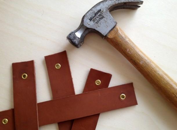 Puxador de couro diy (4)
